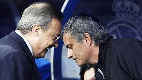 Chủ tịch Perez không giữ nổi chân Mourinho
