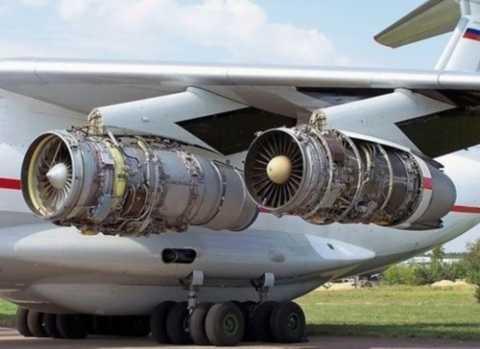 Động cơ của H-6K được sản xuất tại Nga