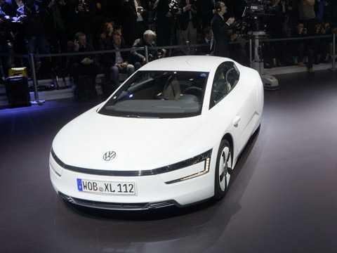 Dòng xe ấn tượng Volkswagen XL1.