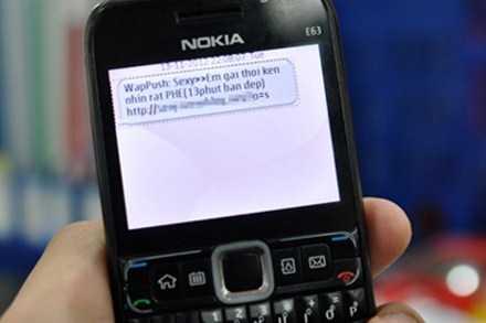 Hà Nội mạnh tay với tin nhắn rác, tin nhắn lừa đảo.
