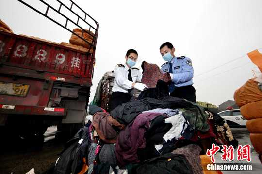 """Trong tháng 2 và tháng 3, hải quan Quảng Châu bắt giữ 28 vụ nhập lậu """"rác"""" ngoại"""