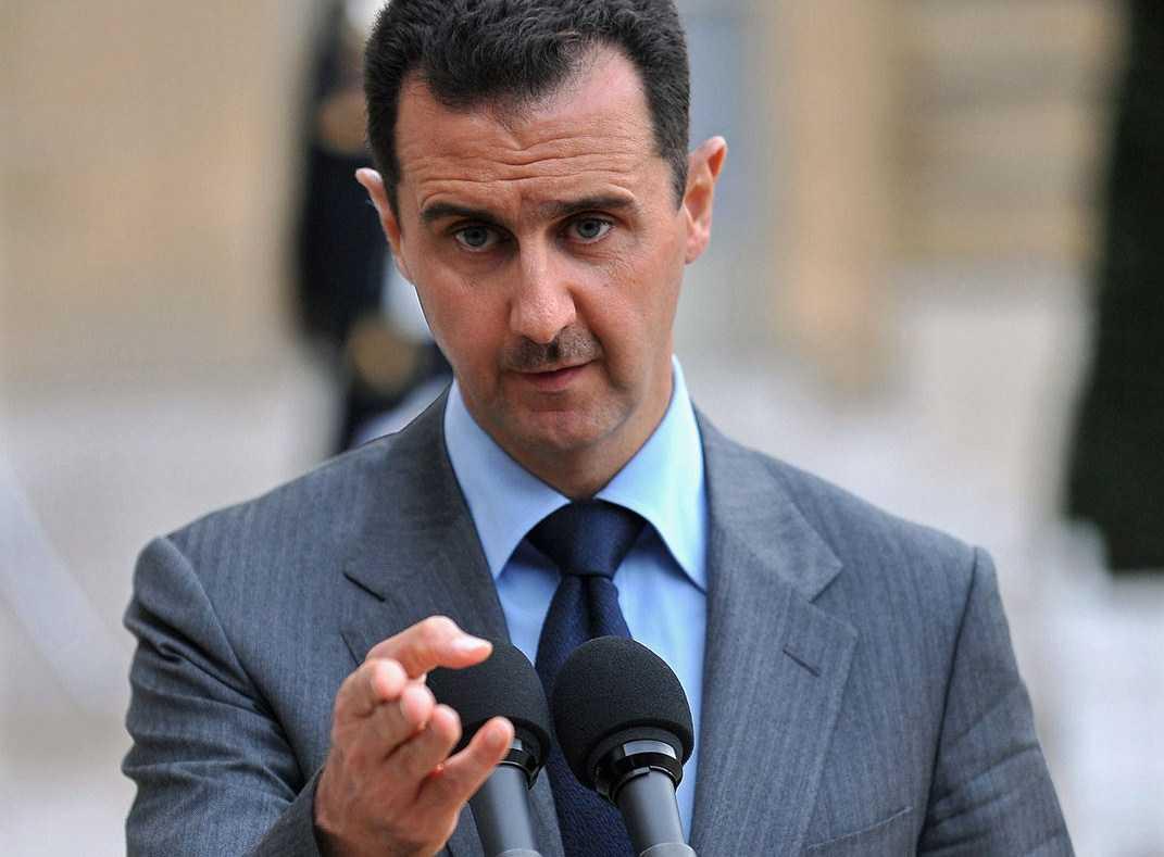 Ông Assad bị phe đối lập tố sử dụng tù binh làm lá chắn sống