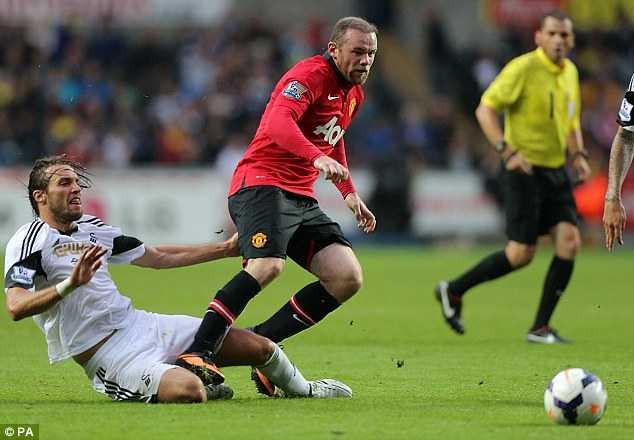 Rooney đã trở lại khá ấn tượng.
