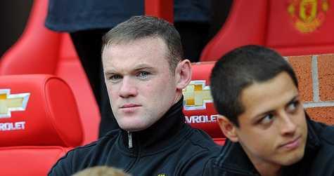 Rooney sẽ bị đày ải trên ghế dự bị như Berbatov đã từng?