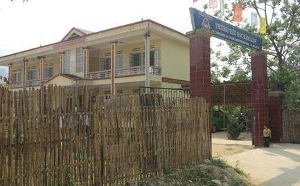 Trường Tiểu học xã Nậm Lành, huyện Văn Chấn, tỉnh Yên Bái