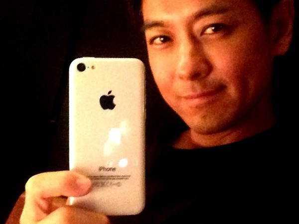 Lâm Chí Dĩnh và iPhone 5c