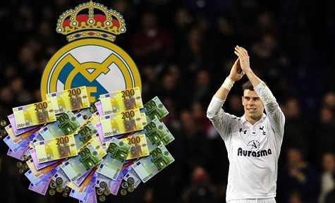 Nghi vấn về nguồn tiền mua Bale của Real