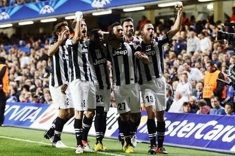 Juventus xứng đáng được xem là ƯCV vô địch Champions League