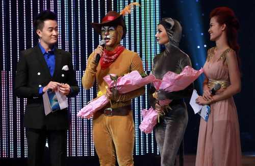Khi dừng chân ở liveshow 6 – Bước nhảy hoàn vũ 2013, Hòa Hiệp khiến công chúng thấy một con người khác trong anh.