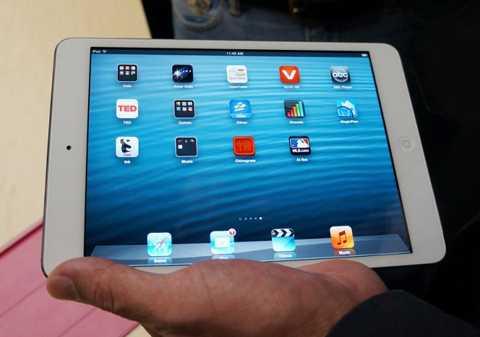 Nhiều khả năng iPad mini sẽ có phiên bản giá rẻ