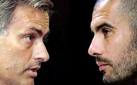Trước đây, cứ mỗi khi gặp nhau là Mourinho lại gây chiến với Guardiola.