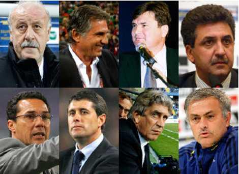 Những người cùng chung cảnh ngộ với Mourinho.