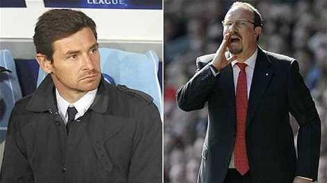 Cả Villas-Boas và Benitez đều là ứng viên thay Mou ở Real?