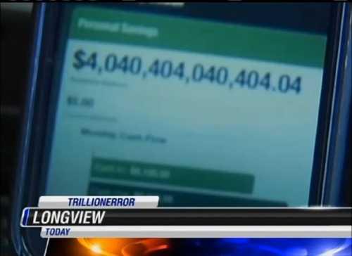 Tài khoản của Theus đã tăng vọt lên hơn 4.000 tỷ USD. Ảnh: KLTV