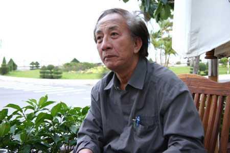 Đạo diễn Nguyễn Hữu Phần