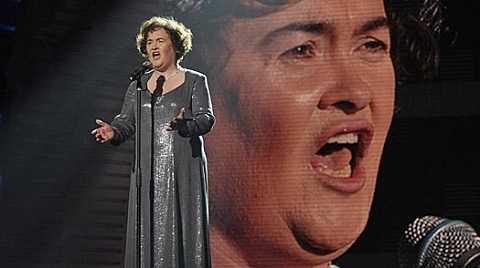 Người ta gọi Susan là 'người phụ nữ đánh thức những ước mơ'.