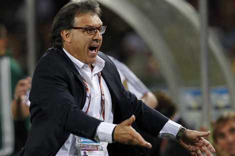 Gerardo Martino là một HLV rất nổi tiếng ở Nam Mỹ.