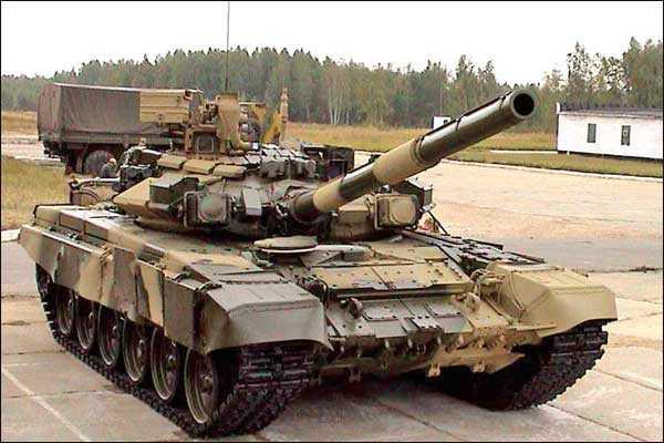 Xe tăng chủ lực T-90S của Nga