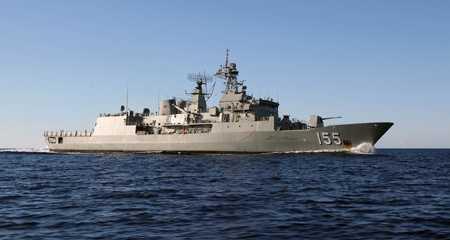 Tàu Hmas Ballarat