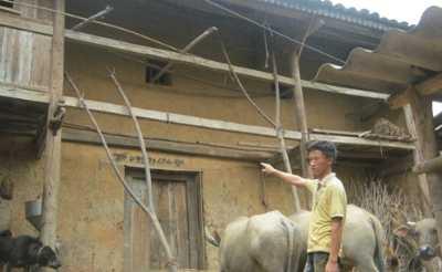 Ngôi nhà nơi từng xảy ra vụ thảm sát, cướp trẻ nhỏ bán qua biên giới gây rung động dư luận tỉnh Hà Giang
