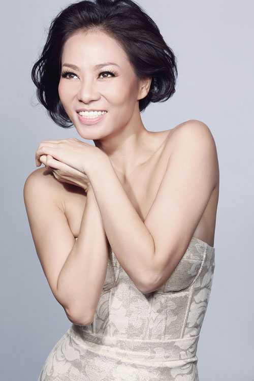 Ca sĩ Thu Minh sẽ xuất hiện trong Bài hát yêu thích cùng một sáng tác mới.