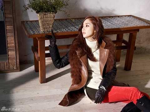Tuy nhiên tên tuổi của cô chỉ thực sự đến với công chúng khi tham   gia đóng cặp cùng mỹ nam nổi tiếng Lee Min Ho trong bộ phim truyền hình đình đám   City Hunter.