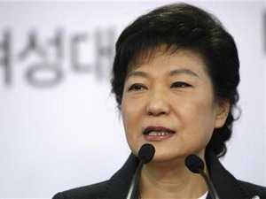 Tổng thống Hàn Quốc Park Geun-hye (Nguồn: Reuters)