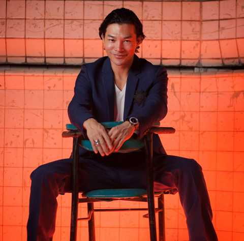 Trần Bảo Sơn sẽ thủ vai nam chính trong 'Đập cánh giữa không trung'.