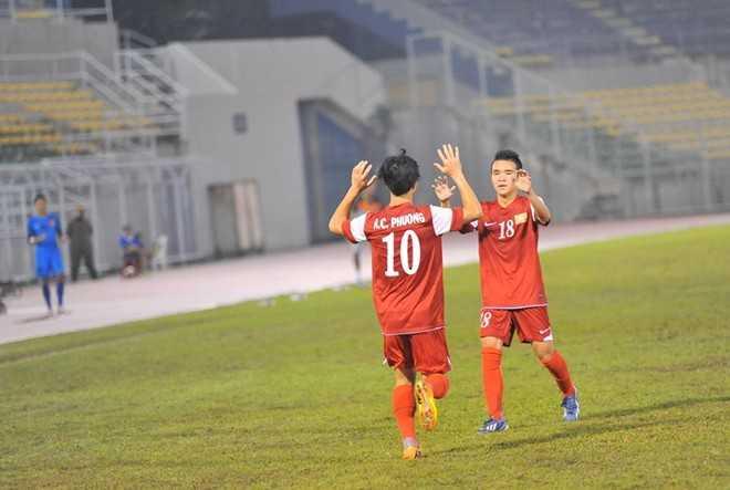 Công Phượng- nỗi ác mộng của U19 Đài Loan (Ảnh: Tùng Lê)