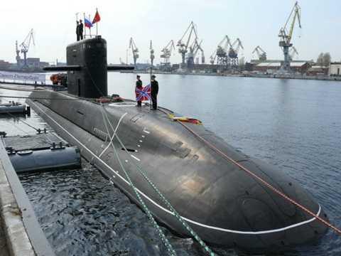 Hệ thống động lực AIP tạm thời chỉ được sử dụng trên các tàu ngầm Lada của Nga