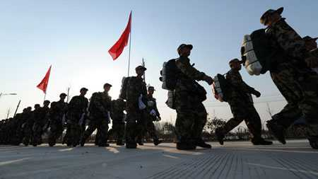 Liệu trong tương lai các binh sĩ Trung Quốc có nhận được sự hỗ trợ hiệu quả từ robot