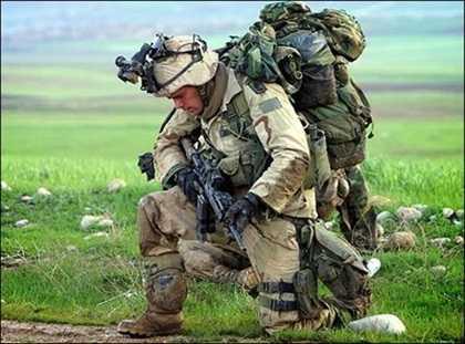 Quân đội Mỹ đang triển khai kế hoạch