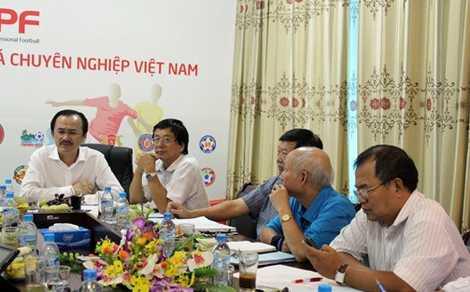 Buổi họp ngày 16/8 của VPF