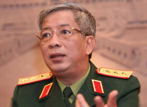 Thượng tướng Nguyễn Chí Vịnh, Thứ trưởng Bộ Quốc phòng Việt Nam
