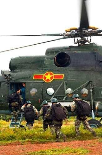 Đổ bộ từ trực thăng