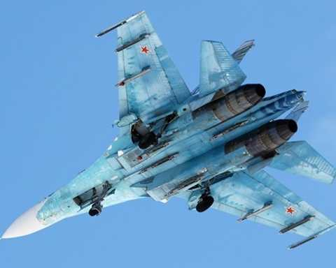Chiến cơ Su-27 do Nga sản xuất