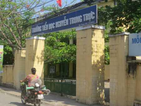 Trường tiểu học Nguyễn Trung Trực (Tuy Hòa, Phú Yên)