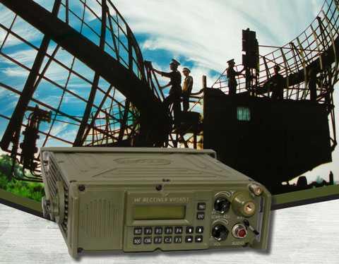 VRS651 máy thu vô tuyến điện sóng ngắn chuyên dụng, hoạt động ở các dải tần từ 2MHz đến 29,99999MHz – một loại thiết bị thông tin quân sự do Viettel sản xuất thành công.