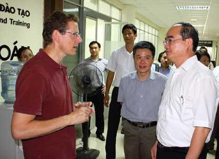 Trong 2 năm hoạt động, Viện nghiên cứu cao cấp về Toán đã đón hàng chục nhà nghiên cứu hàng đầu thế giới đến làm việc