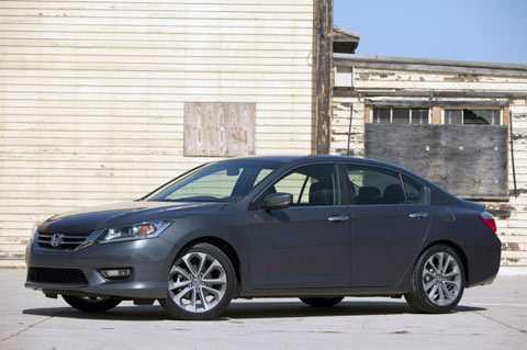 Honda Accord dính triệu hồi vì nguy cơ cháy.