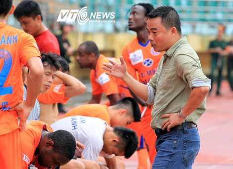 XMXT Sài Gòn chưa đưa ra thông báo bỏ giải (Ảnh: Quang Minh)