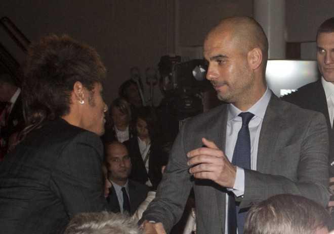 Guardiola muốn Neymar, nhưng BLĐ Bayern không chấp thuận.