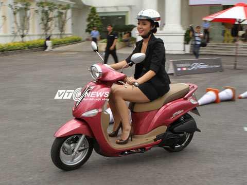 Yamaha ra thông báo thu hồi 83.000 xe Nozza tại Việt Nam. Ảnh Khánh Hòa