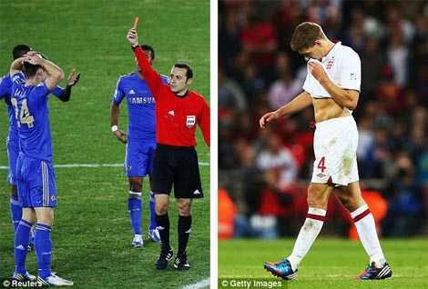 Cahill-Gerrard khốn khổ vì Cakir