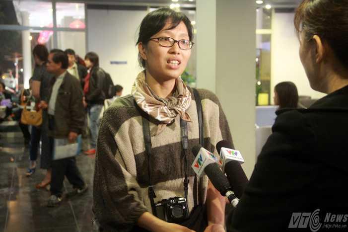 Tác giả Vũ Kim Thư chia sẻ về nội dung các tác phẩm của minh