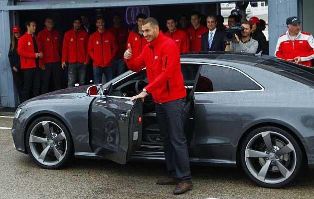 Benzema đang phải đối mặt với án tù vì lái xe quá tốc độ cho phép.