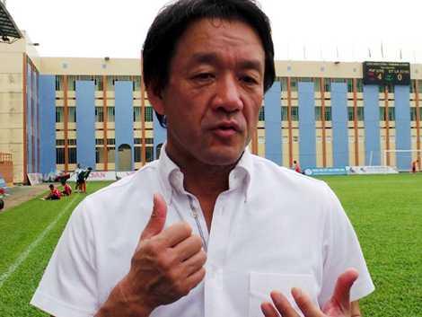 Chuyên gia Kazuyoshi Tanabe chia sẻ sau chuyến tìm hiểu về bóng đá Việt Nam cách đây 2 tháng.