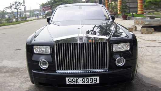 Phantom 6 số 9 của đại gia Bắc Ninh