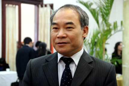 Thứ trưởng Bộ GD-ĐT Nguyễn Vinh Hiển (Ảnh: Phạm Thịnh)