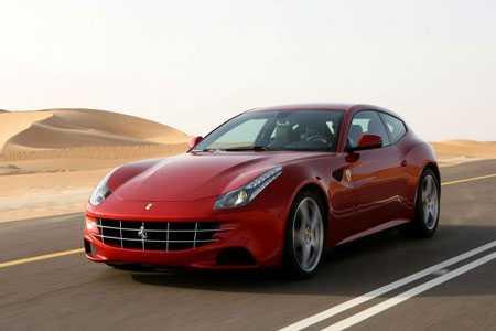 Hơn 7.300 chiếc Ferrari được tiêu thụ trong năm 2012, tăng 4.5% so với năm 2011